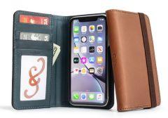 Bella Fino Edition Leather iPhone XR Case