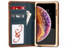Luxury Book iPhone XS Max Wallet Case
