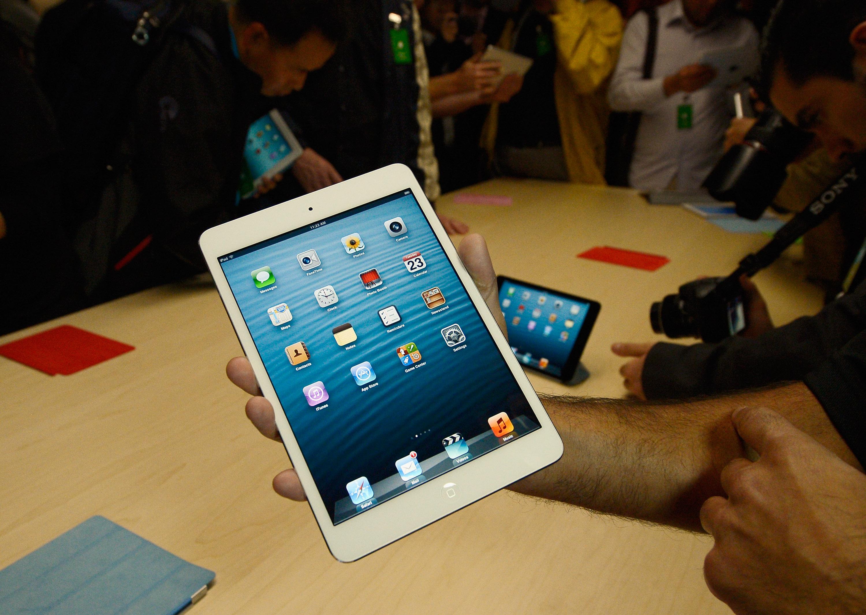 iPad Mini is here
