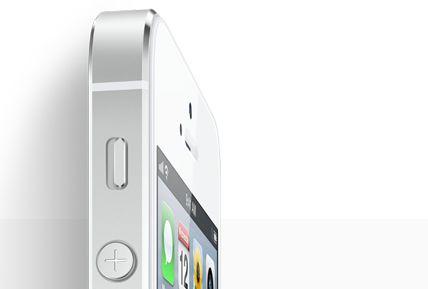 iphone 5 profile