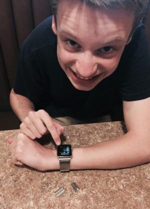 Supernatural Apple Watch