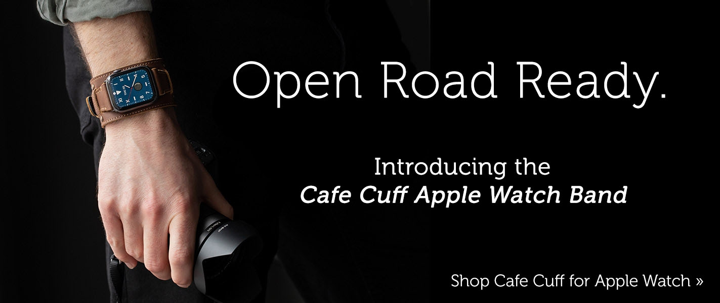 Cafe Cuff Band for Apple Watch