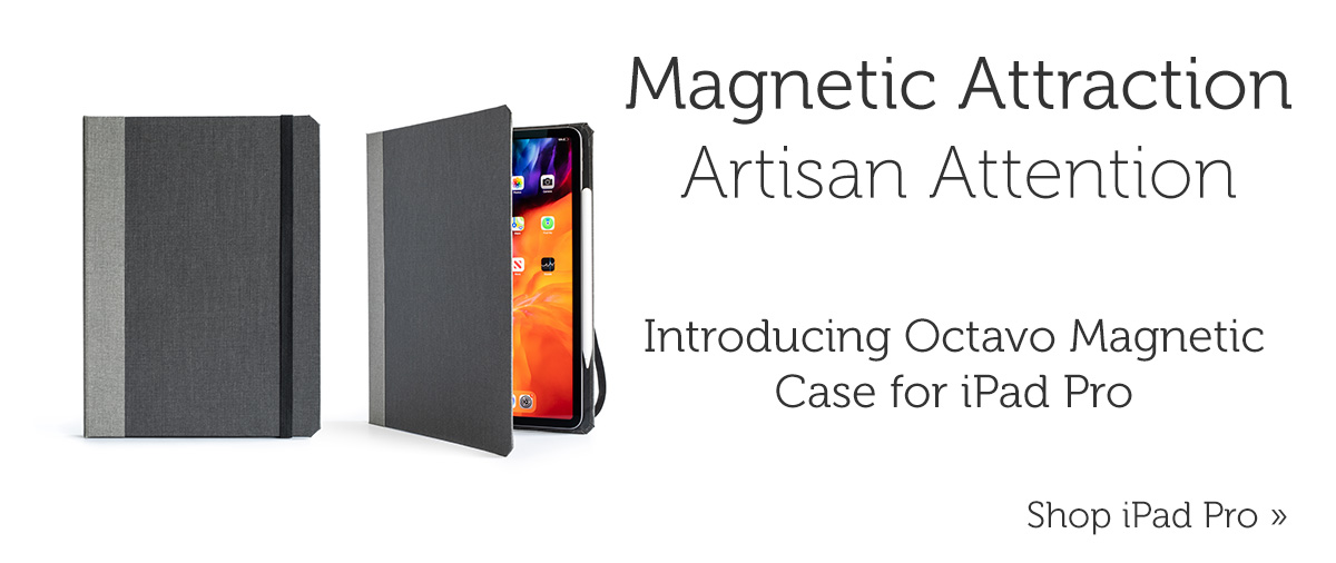 Octavo Magnetic Case for iPad Pro