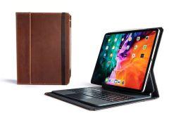 Aria Magic Keyboard iPad Pro 12.9 (4th Gen) Leather Cases