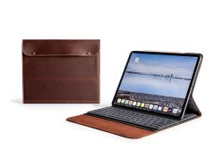 Cafe iPad Pro 12.9 3rd Gen Leather Cases
