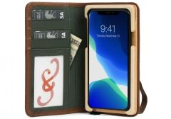 Luxury Book iPhone 11 Pro Wallet Case