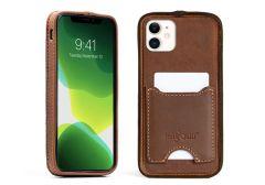 Traveler iPhone 11 Pro Max Leather Cases