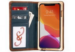 Luxury Book iPhone 11 Pro Max Wallet Case