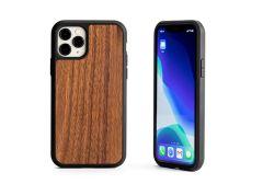 Aspen iPhone 11 Pro Walnut Wood Cases