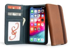Bella Fino Edition Leather iPhone XS Case