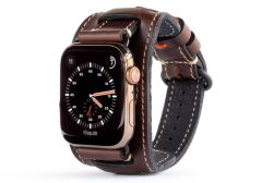 Lowry Cuff Apple Watch Leather Bands