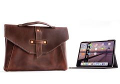 Valet Leather iPad Pro Bag