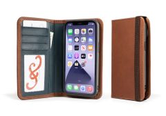 LeatherSafe Pocket Book for iPhone 13