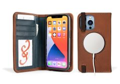 LeatherSafe Pocket Book for iPhone 13 Pro