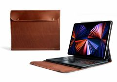 Cafe iPad Pro 12.9 Leather Cases (5,4, and 3 Gen.)