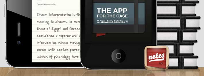 The Contega Begs for an App
