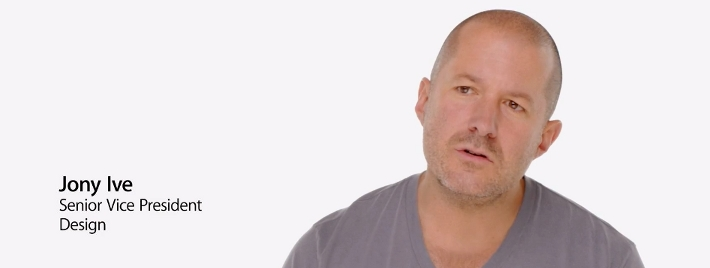 iPhone Software Design and iOS 7 Now Led by Jony Ive