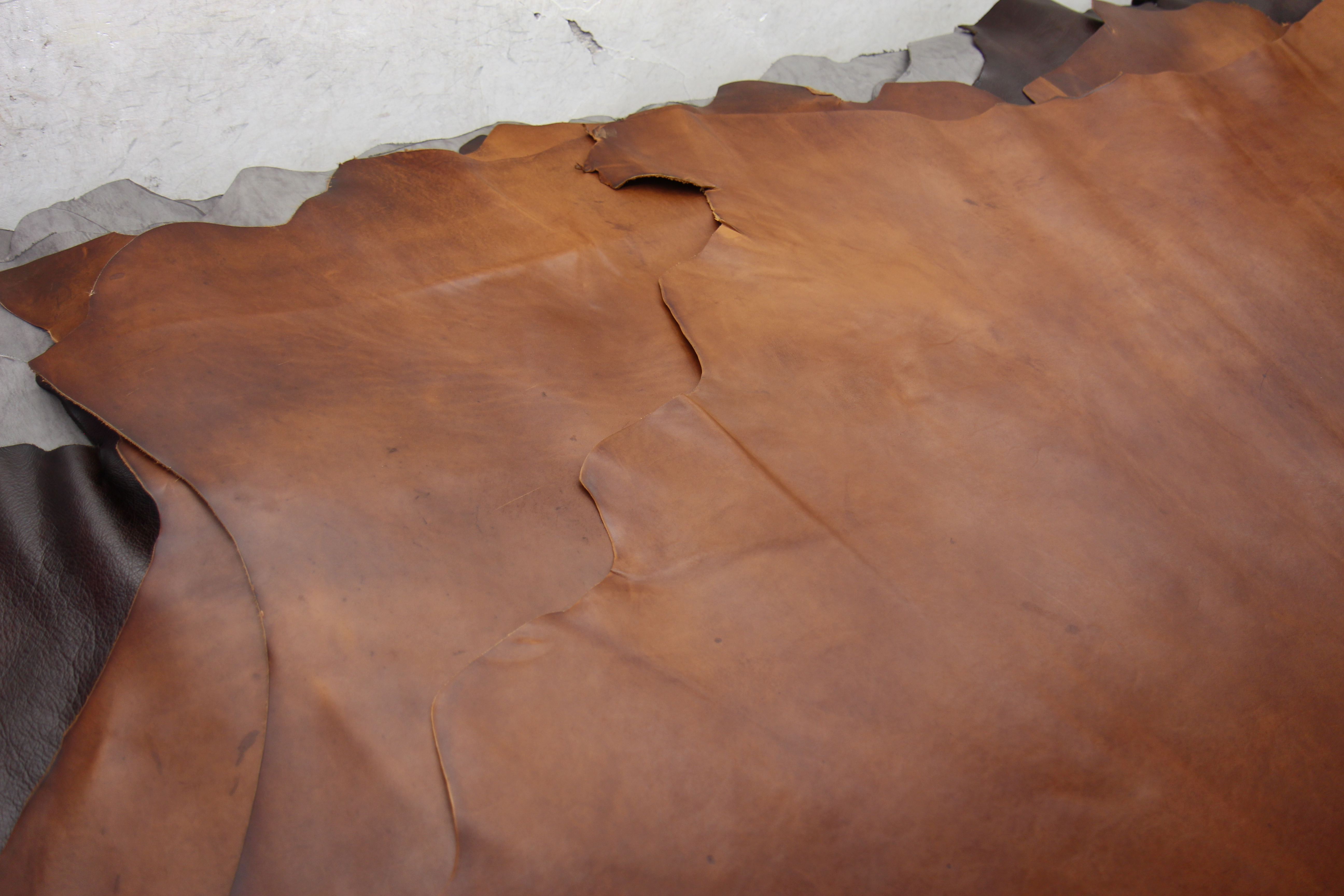 Crafted Part Deux - The leathers coming