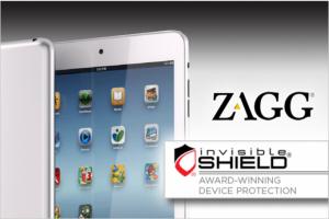 Zagg ipad mini screen protection