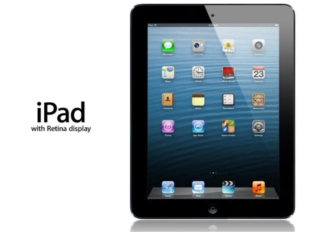 iPad 5 Rumors and Teasers: Part II