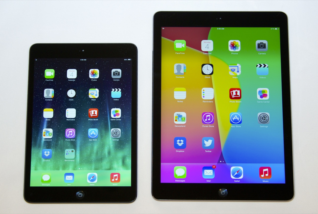 How Will the New iPads Stand Up to the Competition?