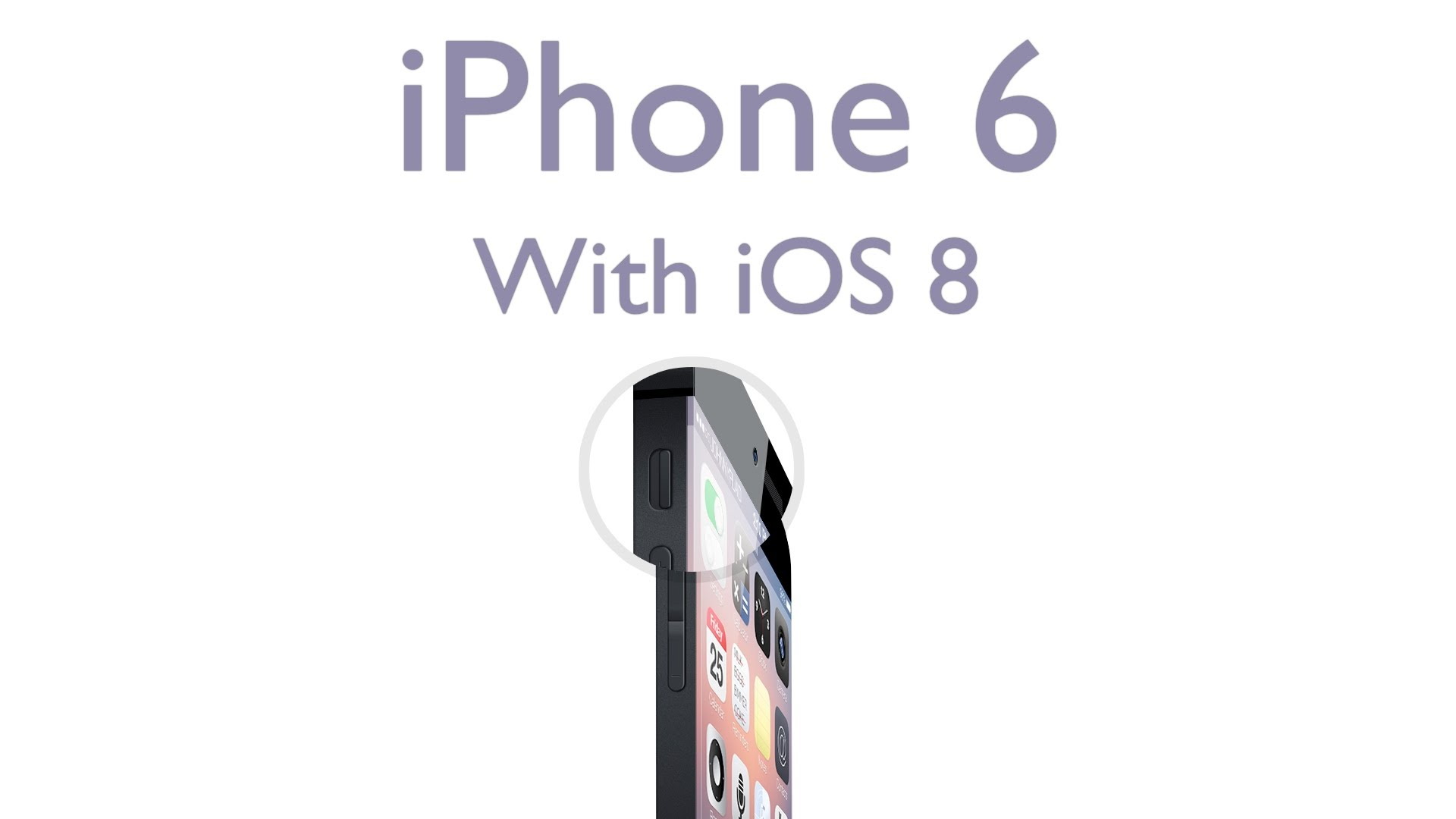 What Would an iPhone with iOS 8 Look Like?