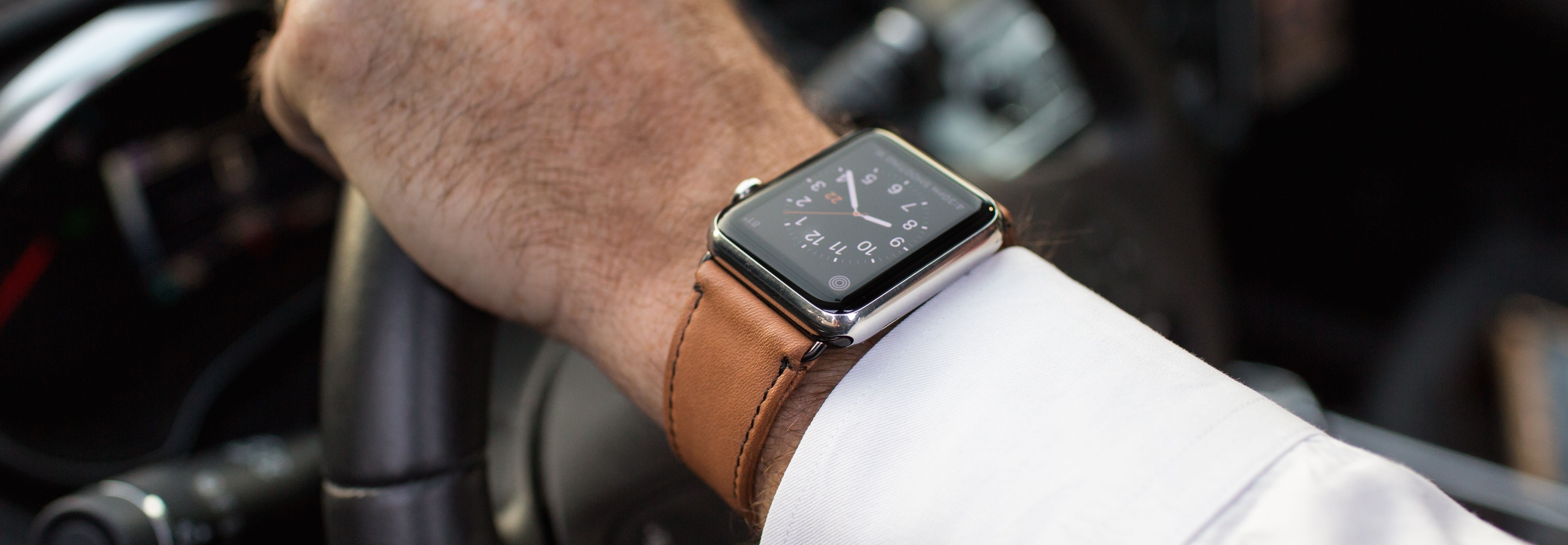 The Classic Apple Watch Bands by Pad & Quill