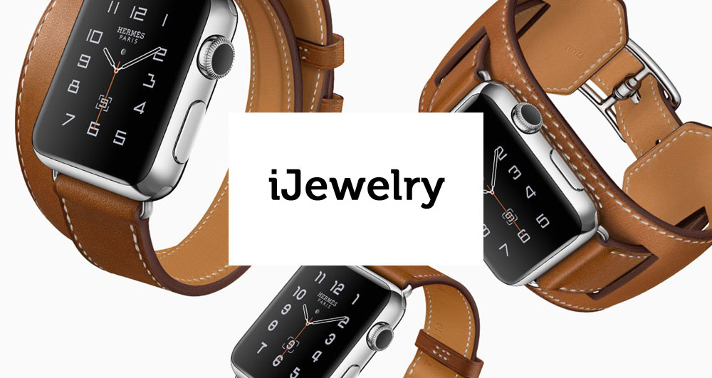 Apple, Purveyor of Fine Jewelry? Hermes says Yes.