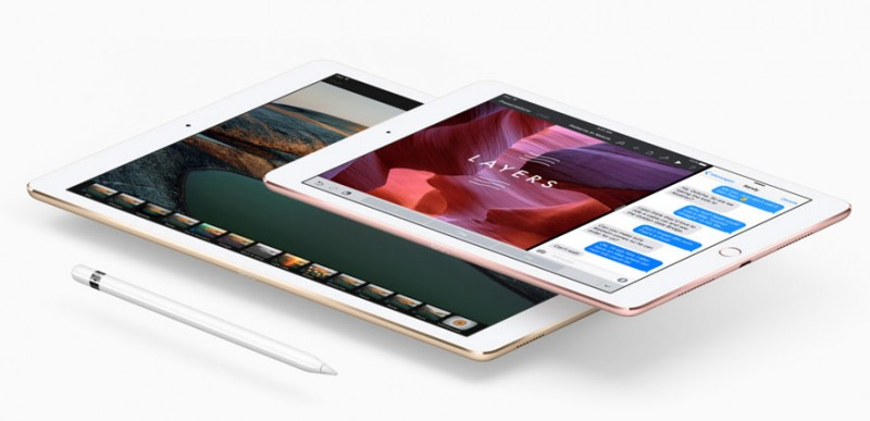 iPad Pro 9.7 vs. iPad Pro 12.9
