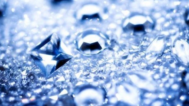 diamond-rain