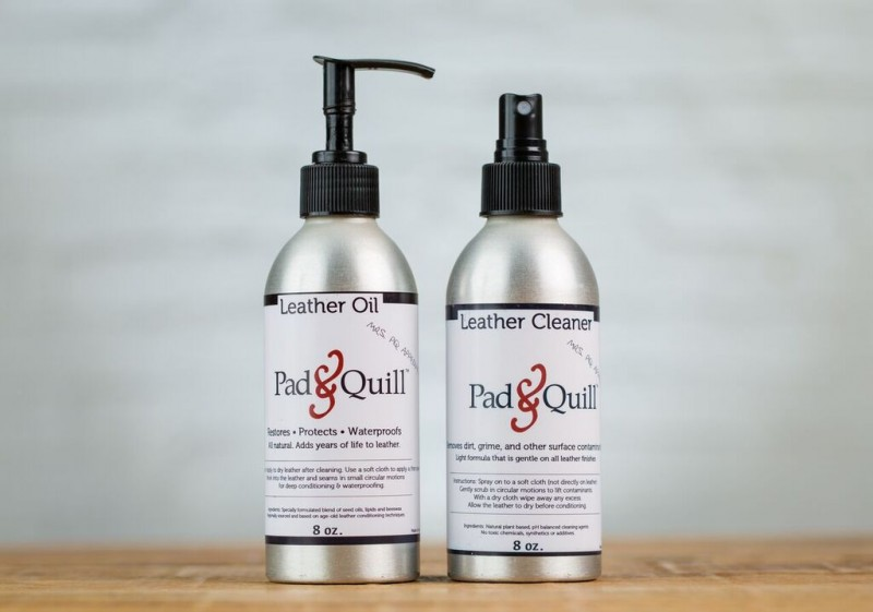 leather cleaner and conditioner and oil