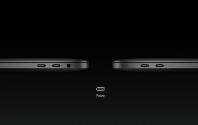 USB-C port MacBook