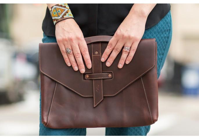 leather macbook pro case