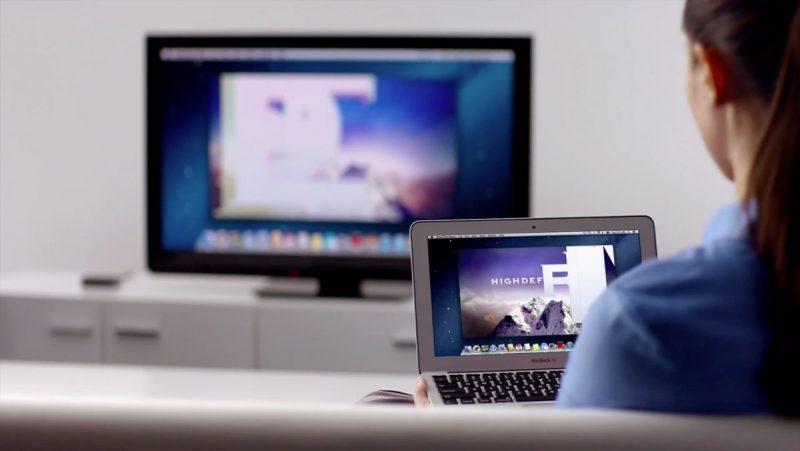airplay macbook