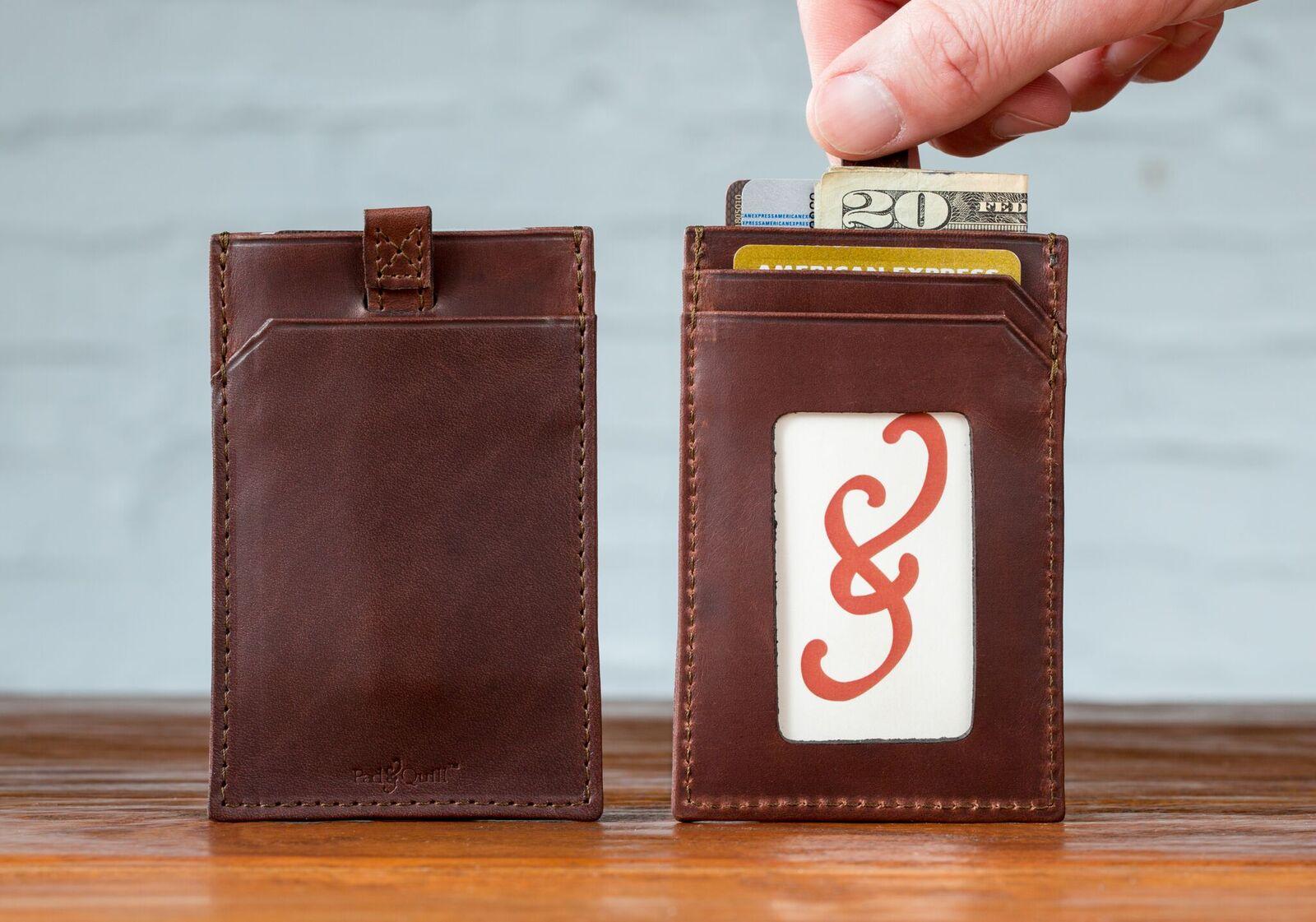 slim classic wallet