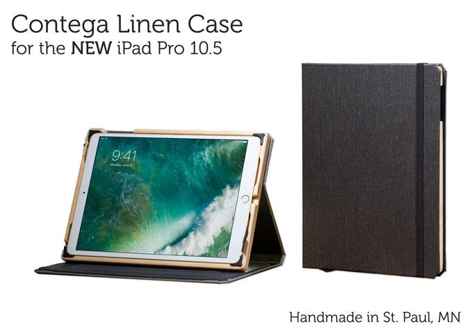 wood iPad Pro 10.5 case
