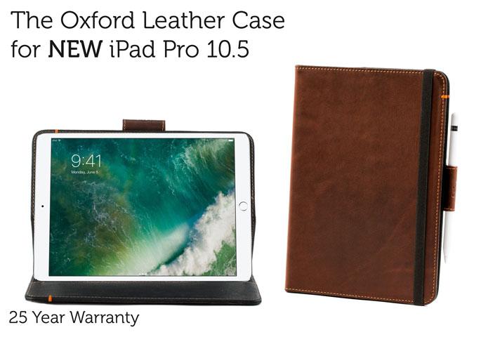 leather iPad Pro 10.5 case