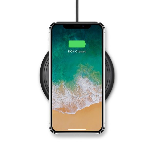 mophie iphone x wireless charging pad