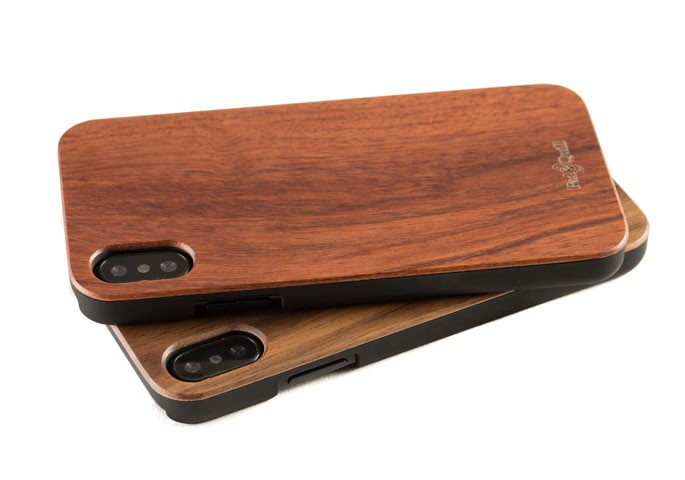iphone x wood cases