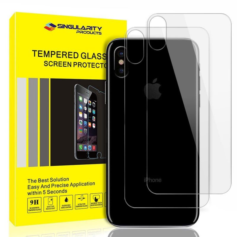iPhone X back protector