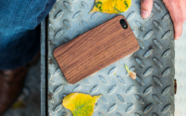 wooden iphone 8 case