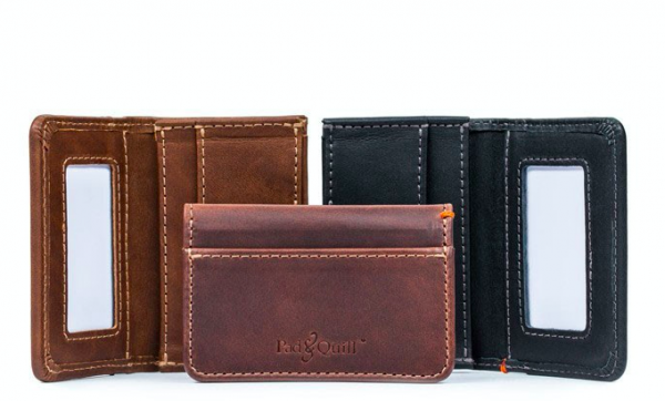 Best Leather Wallets for Dad