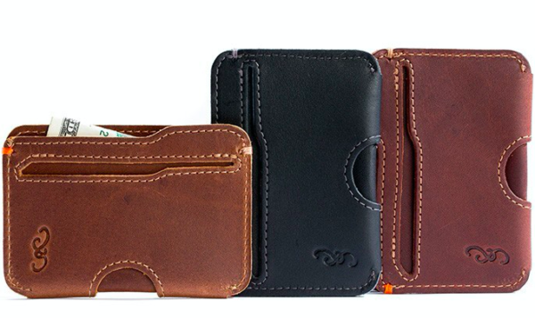 Slim Credit Card Wallets With ID Window