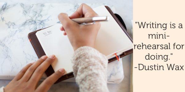 minimalist journaling style ideas