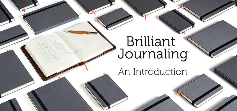 brilliant journaling
