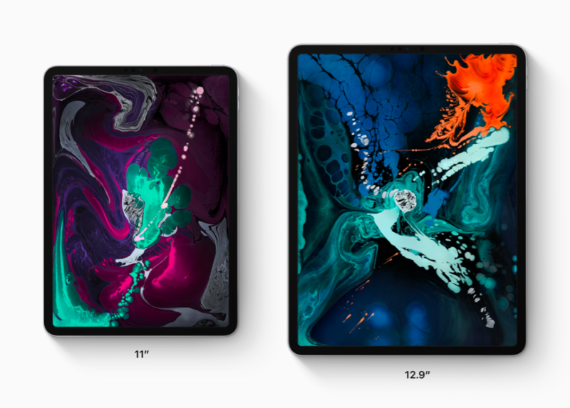 difference between new ipad pros