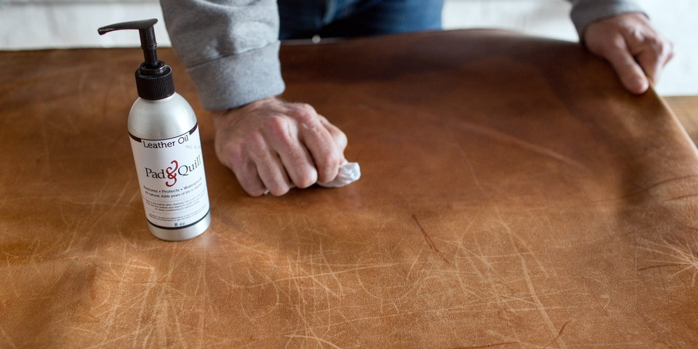 how to restore leather