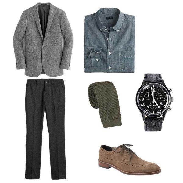 work conference attire