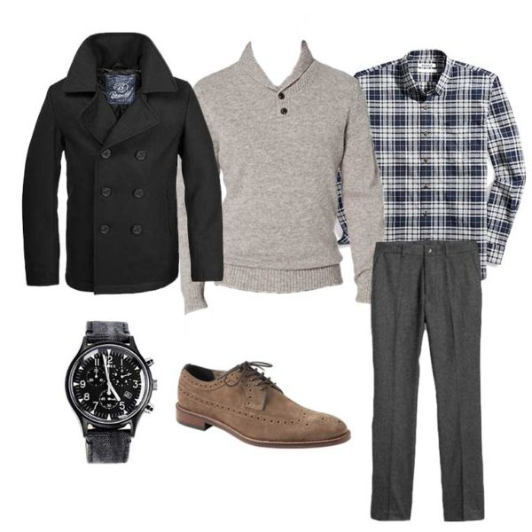 mens business capsule wardrobe 2019