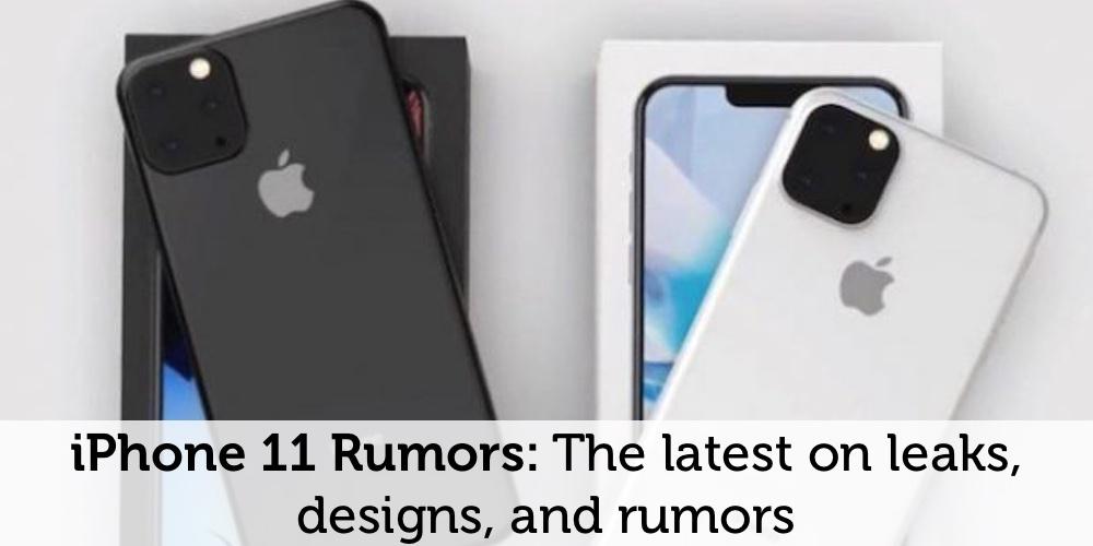 2019 iphone design